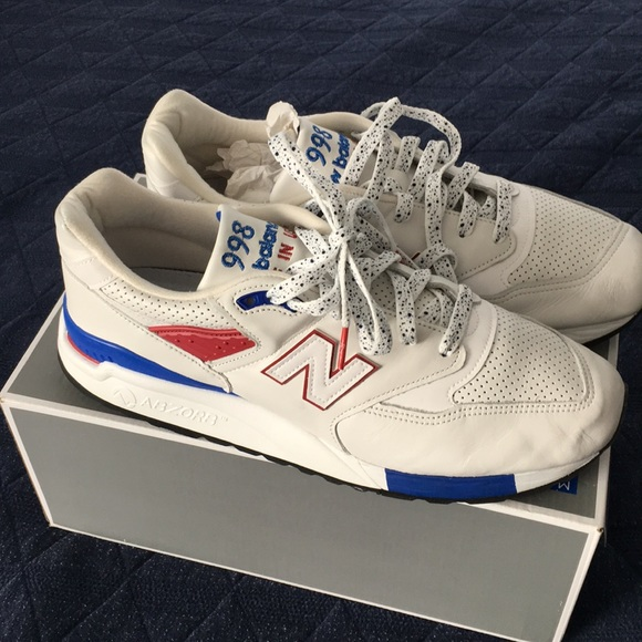 new product 355b5 9d40a New Balance 998 DMON Explore by Air Made in USA